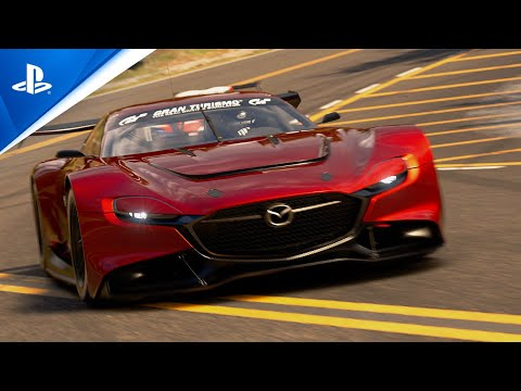 Gran Turismo 7 - Announcement Trailer | PS5