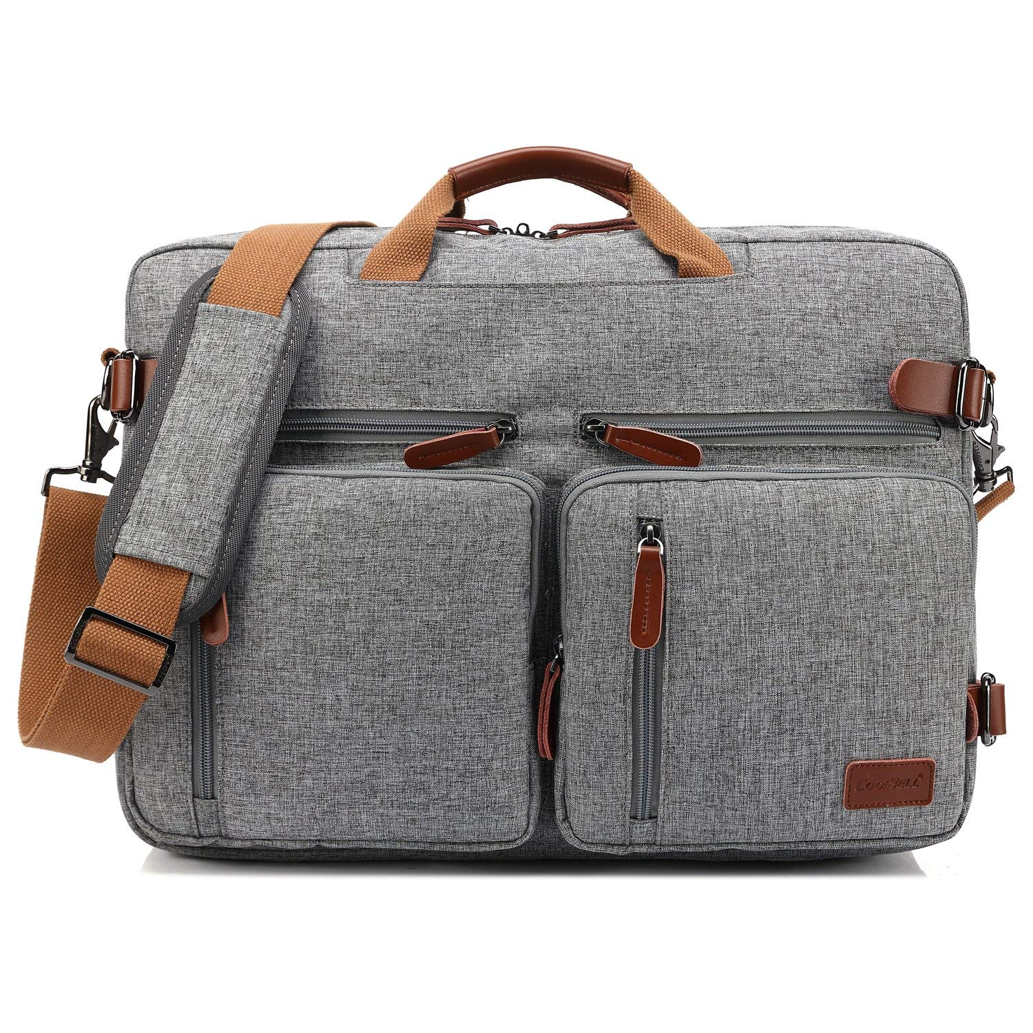 Convertible Laptop Briefcase & Rucksack by CoolBELL