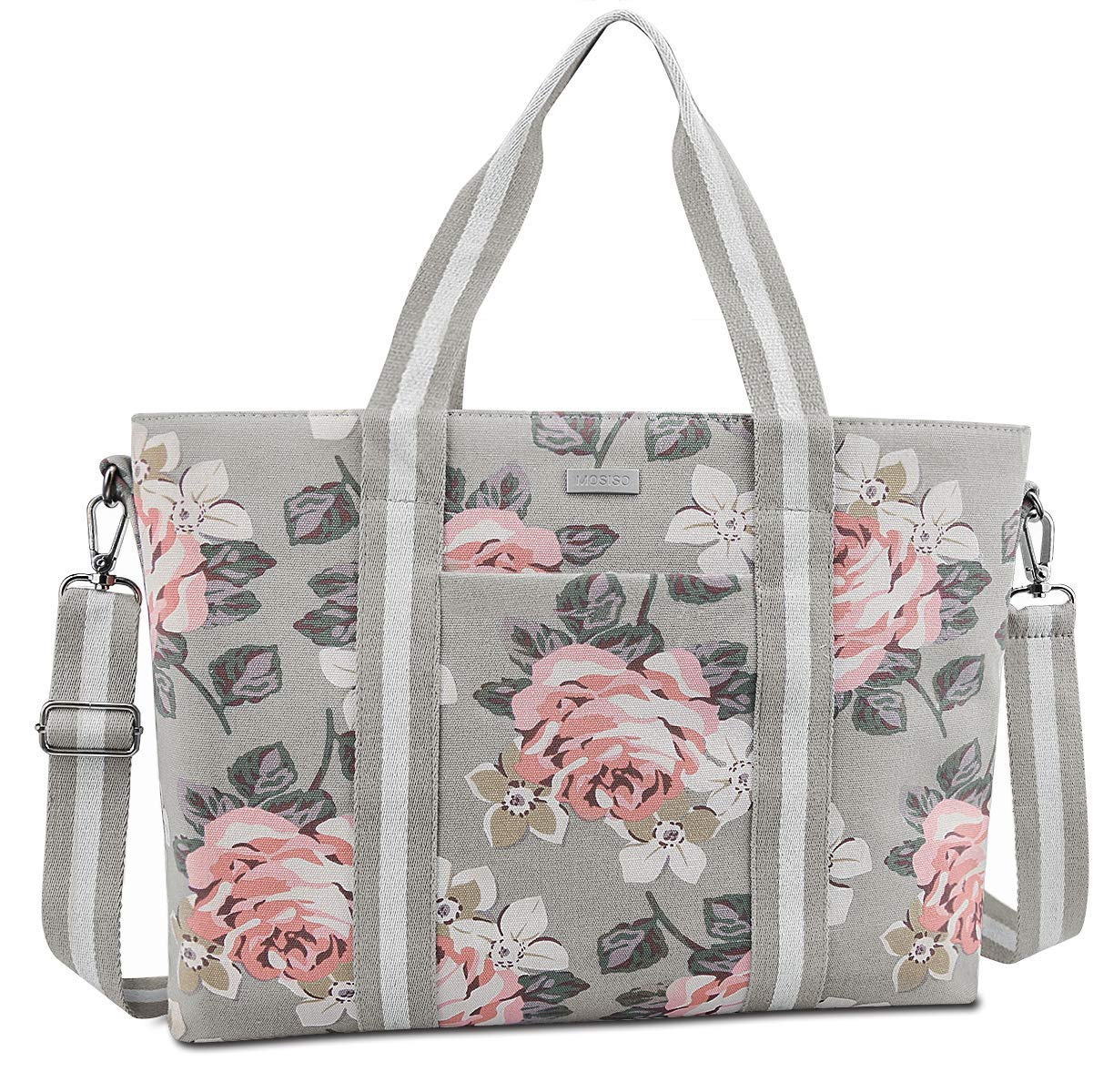 Work & Travel Laptop Tote Bag by MOSISO