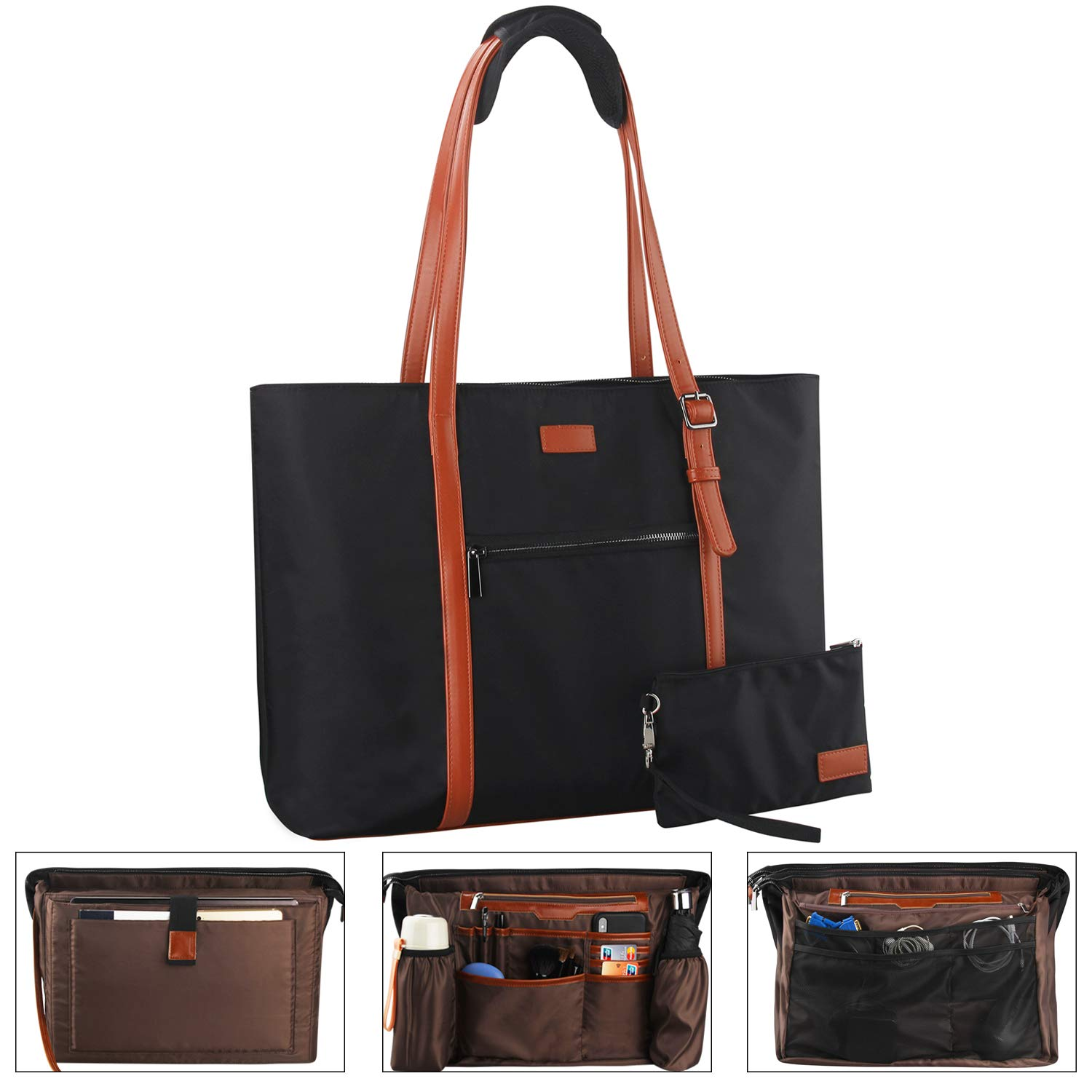 Laptop Tote Bag by Relavel
