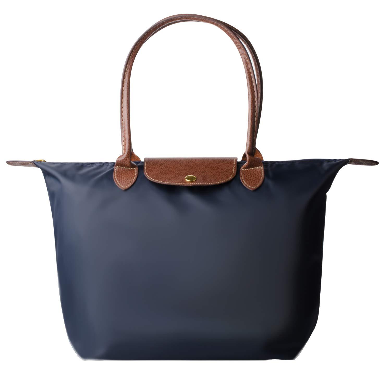 Premium Nylon Tote Bag by H&Q