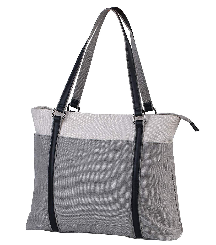 Work & School Laptop Tote Bag by Coolqiya