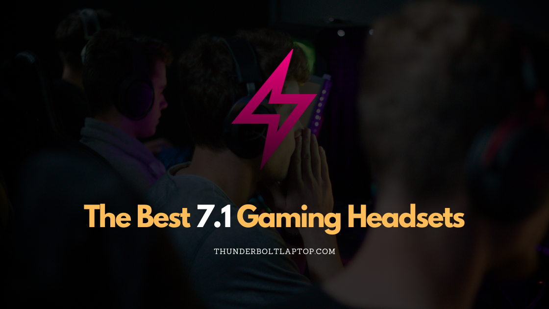 The Best 7.1 Gaming Headsets (Reviewed December 2019) 60