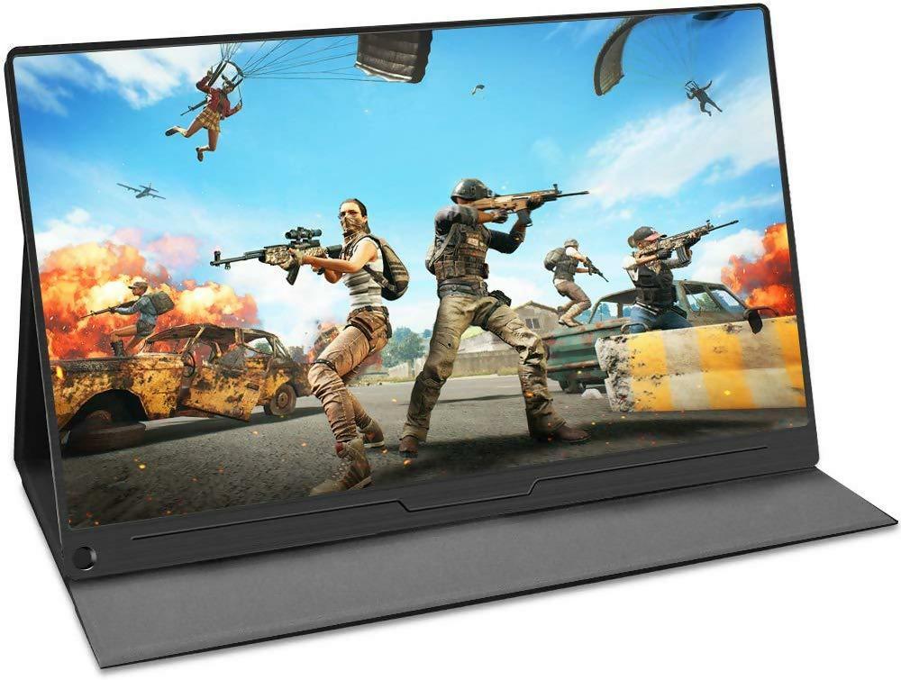 10. U PERFECT 4K Computer Monitor – Best 4K Portable Monitor