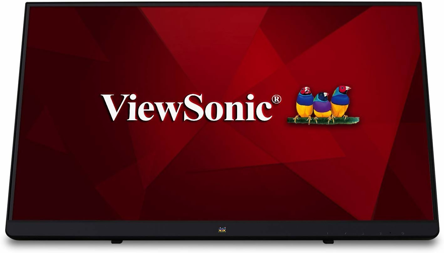 4. ViewSonic TD2230 – The Largest Portable Travel Monitor
