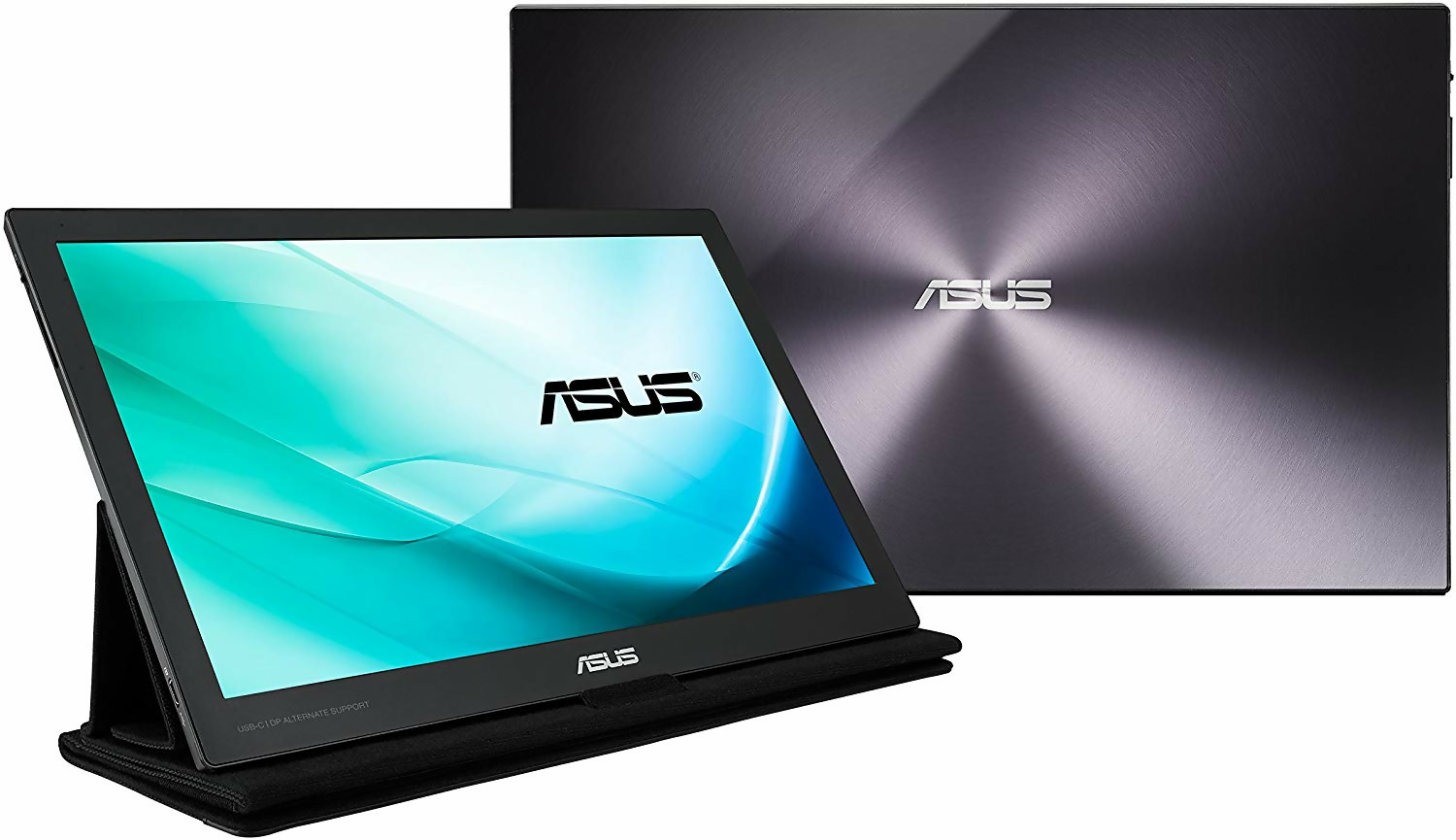 5. Asus MB169C+ – Best USB-C Portable Monitor for Laptops